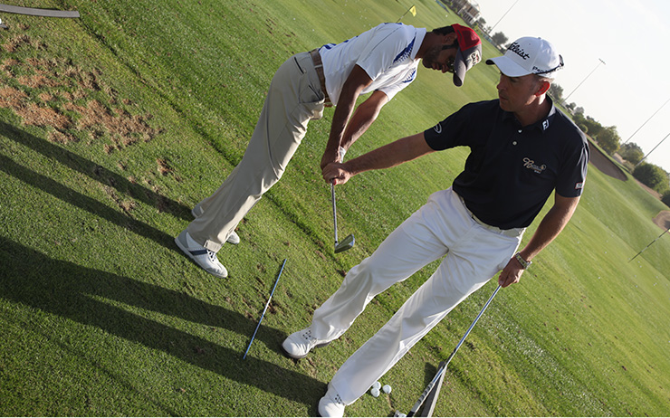 Butch Harmon School of Golf and Gems Sports Academy Dubai seek the next Rayhan Thomas