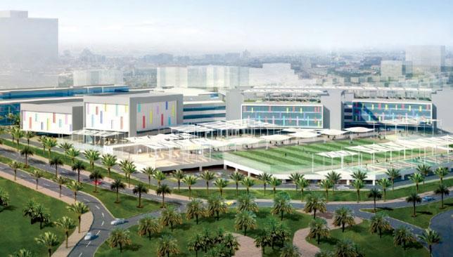 GEMS creates UAE's first ever school of sport